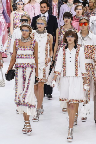 how French fashion continues to set the global trend