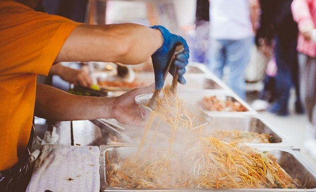 How to start a street food business in London 2