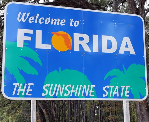 Why the French are flocking to Florida