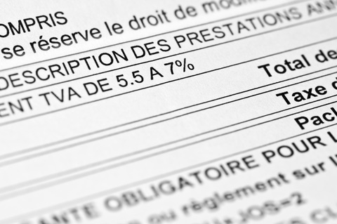 vat tva in france